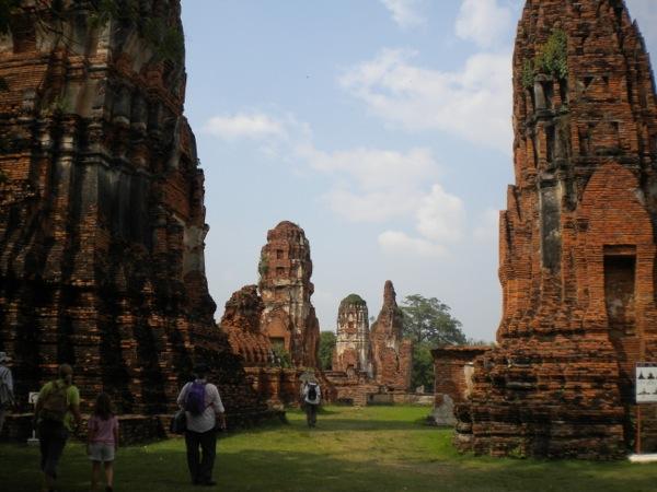 Thailand Ancient Ayutthaya