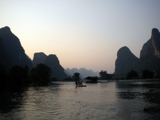 Beautiful Yangshuo, China