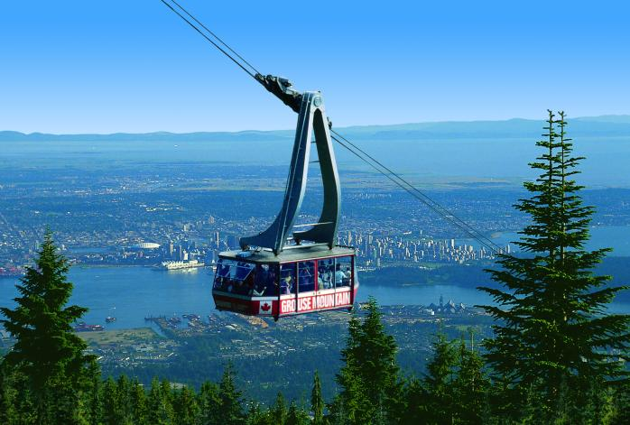 Grouse Mountain, Canada