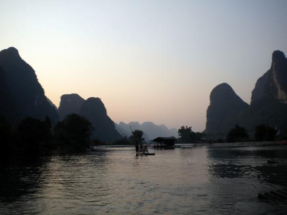 Beautiful Yangshuo, China