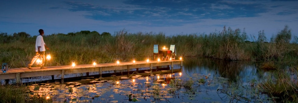 A Look At The Top 5 Camps In The Okavango Delta I Love